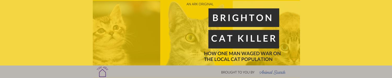 The 'Brighton Cat Killer'